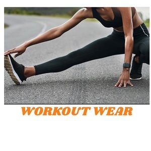 Accessories - Workout Wear arranged by Size